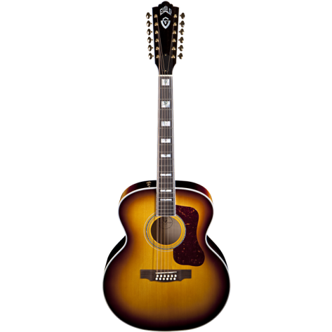 GUILD F-512 / Antique Burst