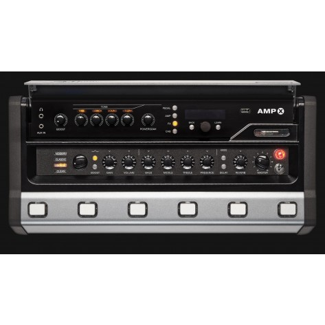 BLUGUITAR AMP X  Neural Analog Programmable Nano-Tube-GuitarAmplifier / 100W