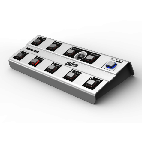 BLUGUITAR REMOTE1 / Footswitch Controller for AMP1