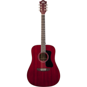 GUILD D-125 / Cherry Red