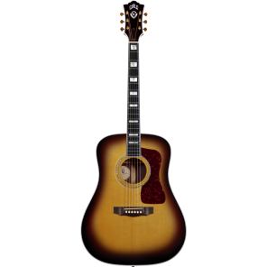 GUILD D-55 / Antique Burst