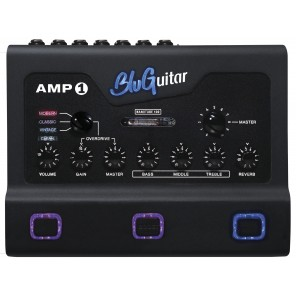 BLUGUITAR AMP1 Iridium Edition / 4 channel 100w Nano-Tube Guitar Amplifier