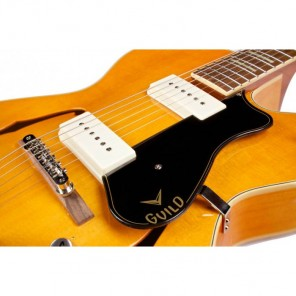 GUILD X-175B Manhattan with Bigsby / Blonde